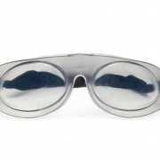 moisture chamber goggle